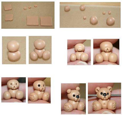 Видео уроки как сделать мишку